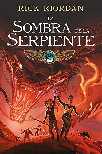 La Sombra De La Serpiente. Novela Grafica / The Serpents Shadow (las Cronicas De Los Kane [comic])  [Riordan, R] (Tapa Dura)