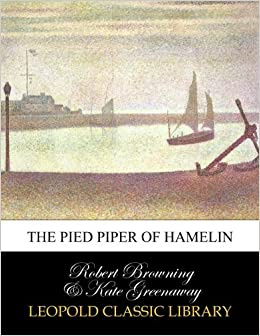 Book The pied piper of Hamelin