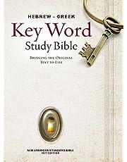 The Hebrew-Greek Key Word Study Bible: NASB-77 Edition, Hardbound