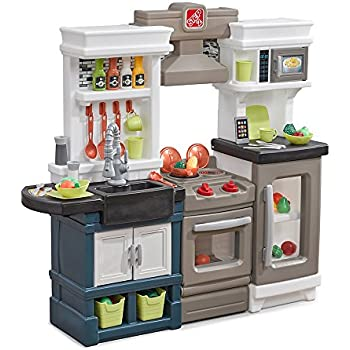 27d45887265c Amazon.com: Step2 Elegant Edge Play Kitchen Playset: Toys & Games