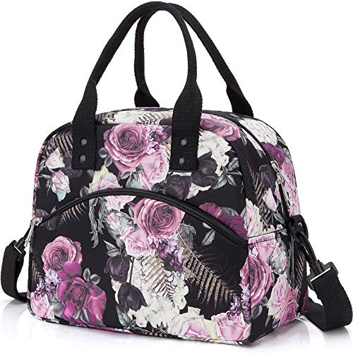 Insulated Lunch Box Bag