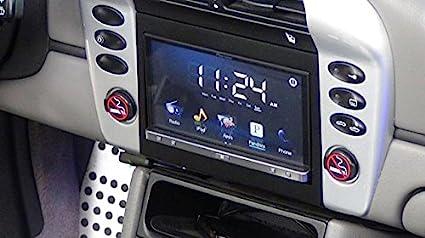 Marvelous Amazon Com 2003 2004 Porsche 986 Boxster Custom 2 Din Installation Wiring Database Pengheclesi4X4Andersnl