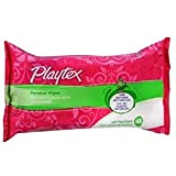 Health & Personal Care : Playtex Personal Wipes 48 wipes