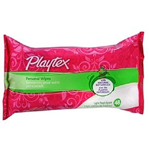Playtex Personal Wipes 48 wipes
