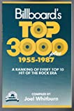 Top 3000+, 1955-1987, Joel Whitburn, 0898200644