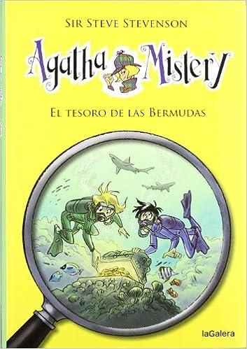 Agarha Mistery: El tesoro de las Bermudas # 6 (Spanish Edition): Sir Steve Stevenson, La Galera, Stefano Turconi: 9788424641771: Amazon.com: Books