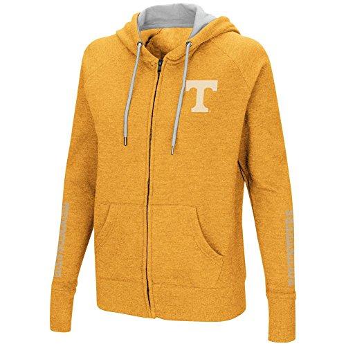 - Tennessee Volunteers Vols UT Women's Full Zip Hoodie Sweatshirt (X-Large)