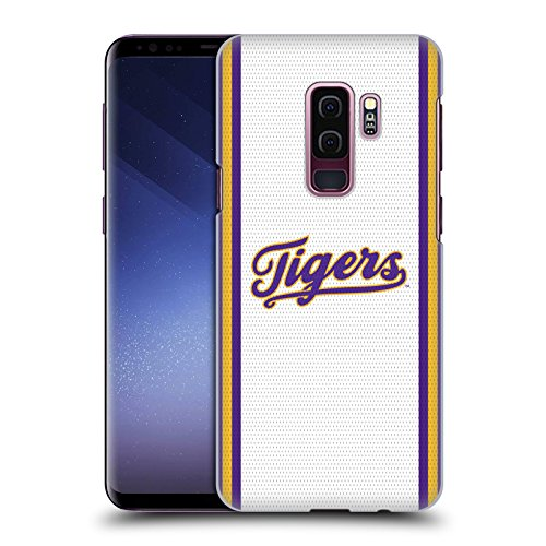Louisiana State University Jersey - Official Louisiana State University LSU Football Jersey Hard Back Case Compatible for Samsung Galaxy S9+ / S9 Plus