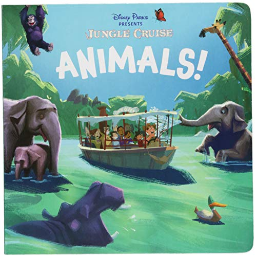 Disney Parks Presents: Jungle Cruise: Animals!