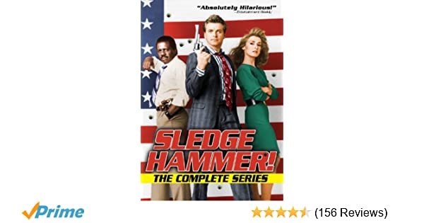 Amazoncom Sledge Hammer The Complete Series David Rasche