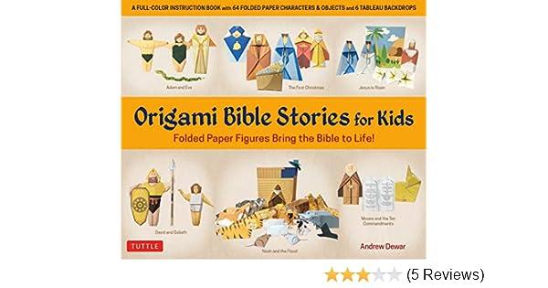 Jezusek / Origami Baby Jesus by Barbara Furmanowicz - YouTube | 315x600