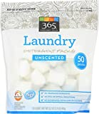 365 Everyday Value, Laundry Detergent Pods, Unscented, 50 ct (Packaging May Vary)