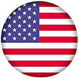 PopSockets: Expanding Stand and Grip for Smartphones and Tablets - American Flag