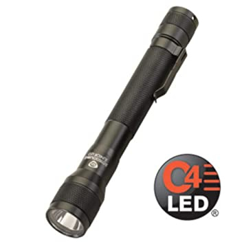 Amazon.com: Streamlight 71500 Jr C4 – Linterna LED, Color ...