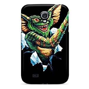 IngHBJj1702ofXPC Tpu Phone Case With Fashionable Look For Galaxy S4 - Gremlin