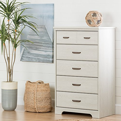 Review South Shore Versa 5-Drawer Chest