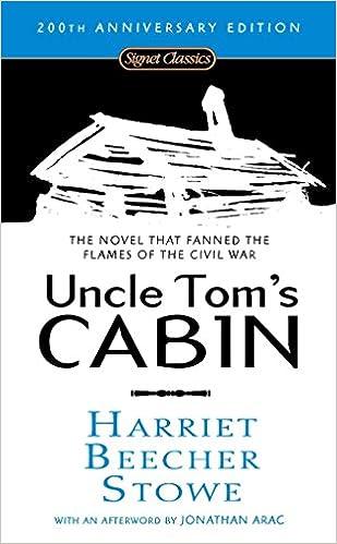 Amazon com: Uncle Tom's Cabin (Signet Classics