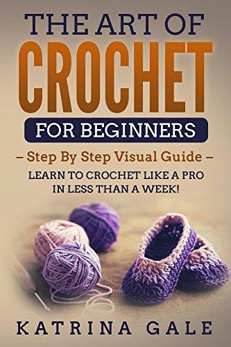 Art Crochet Beginners Visual Guide ebook
