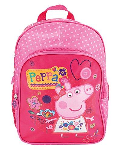 Peppa Pig Sac a dos école maternelle et loisirs extrascolaires cartable