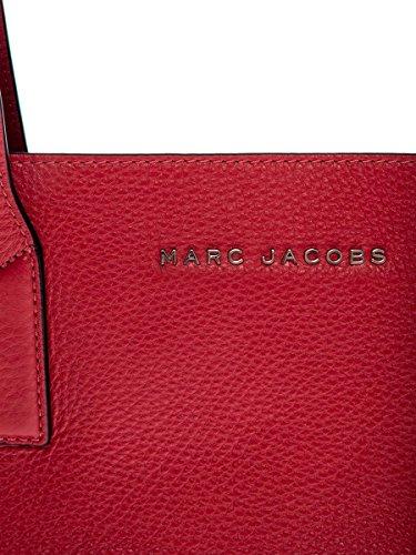 Marc Jacobs Borsa Shopping Donna M00081261SZ623 Pelle Rosso