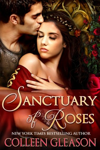 Sanctuary of Roses (Medieval Romance) (The Medieval Herb Garden Series Book 2) cover