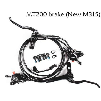 Ebestus - 1 par de palancas de freno para bicicleta MT200 ...