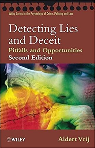 Amazon detecting lies and deceit pitfalls and opportunities amazon detecting lies and deceit pitfalls and opportunities 9780470516256 aldert vrij books fandeluxe Images