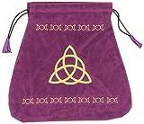 Triple Goddess Velvet Bag (Bolsas de Lo Scarabeo Tarot Bags From Lo Scarabeo)