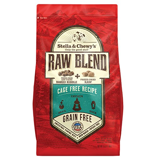 Stella & Chewy'S - Raw Blend Cage-Free Recipe, 3.5Lbs ()