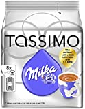 (Ancienne version) Tassimo - Chocolat Chaud Milka - 8 Disc - Lot de 5