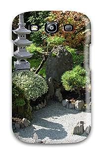 Galaxy Case - Tpu Case Protective For Galaxy S3- Little Zen Park