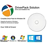 Windows Drivers Disc Install Missing Drivers Automatically Wireless, Network, Graphics and much more for Windows XP, Vista, 7, 8 32/64 Bit Computer Laptop PC DVD CD