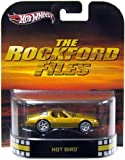 Hot Wheels Retro The Rockford Files Off 1:55 Die Cast Car Hot Bird