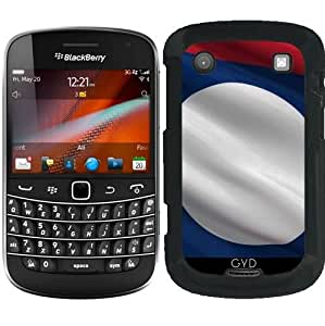Funda para Blackberry Bold 9900 - Bandera De Laos by Carsten Reisinger