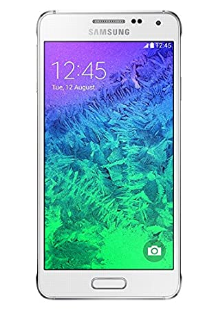 Samsung Galaxy Alpha G850F 32GB Unlocked GSM 4G LTE Octa-Core Smartphone - Frosted Gold