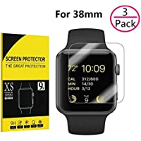[3 Pack] Apple Watch 38mm Screen Protector,Hartser[9H...