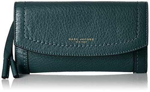 Maverick Flap Continental Wallet Wallet, CYPRESS, One Size