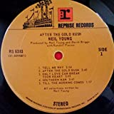 NEIL YOUNG After The Gold Rush LP Vinyl VG Cover VG GF Reprise RS 6383