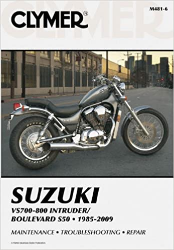 1985 1996 suzuki intruder vs700 vs800 repair manual ebook