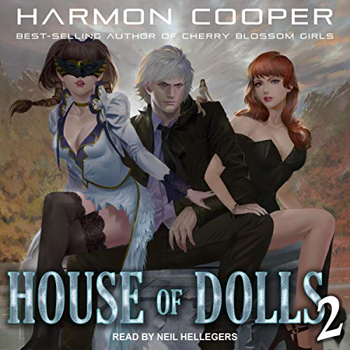 Pdf Thriller House of Dolls 2: House of Dolls, Book 2