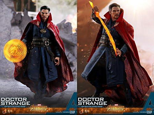 Hot Toys Vengadores Infinity War Figura Doctor Strange (Movie Masterpiece 1/6)