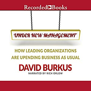 Under New Management Audiobook