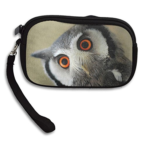 Purse Printing Funny Bag A Owl Portable Lovable Receiving Deluxe Small UFUvq4w