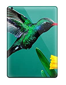Ipad Cover Case - Free Bird Wallpaper Protective Case Compatibel With Ipad Air