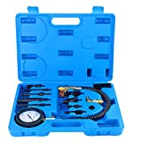 8milelake Diesel Engine Cylinder Compression Tester Professional Kit Direct Indirect Truck