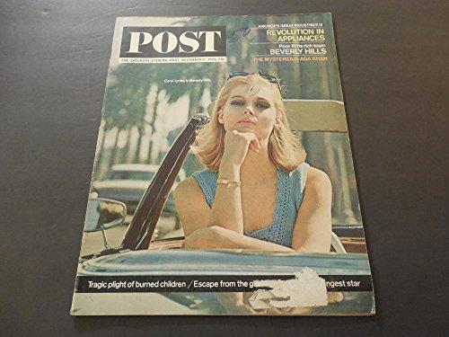 Saturday Evening Post Dec 5 1964 Aga Khan; Beverly Hills; Appliances