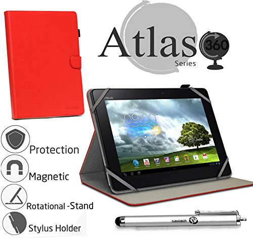 e / Cover With 360 Rotational Stand & Stylus Pen For The Acer Iconia Tab 10 A3-A20 / Hp Pailion 2 / Toshiba Encore 2 10