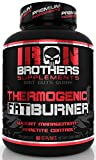 Thermogenic Fat Burners For Men - Weight Loss Women - Appetite Suppressant with Green Tea Extract - Belly Fat Burner- Lean Burn Support - Garcinia Cambogia - 30 Servings - 120 Veggie Capsules