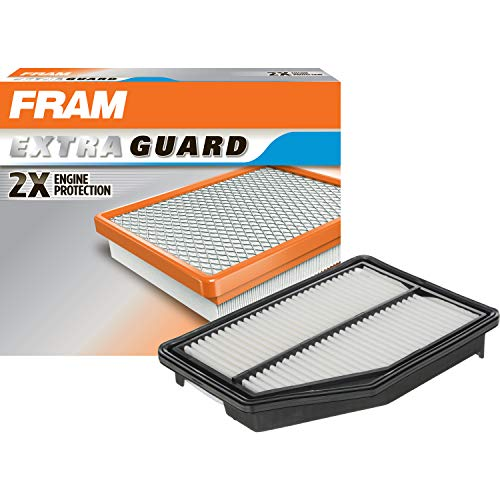 FRAM Extra Guard Air Filter, CA11945 for Select Honda Vehicles