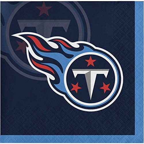 Tennessee Titans Beverage Napkins, 48 -